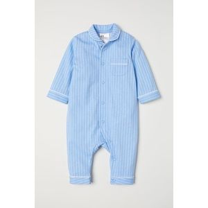 H&M All-in-one pajama jumpsuit Size 2-3Y